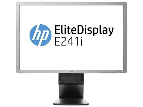 HP EliteDisplay E241i 1920x1200 + DP