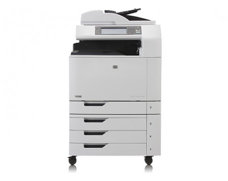 HP Color LaserJet CM6030F MFP - CE665A - Bouwjaar 2011 - Multifunctionele Printer - Gratis pallet bezorging t.w.v. €65 OP=OP