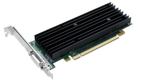 NVIDIA Quadro NVS 290 Dual-VGA or Dual-DVI Graphics Card