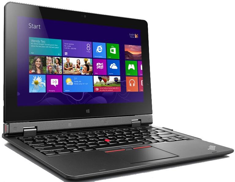 Lenovo ThinkPad Helix Tablet - Intel Core i5-3427U - 4GB - 256GB SSD - HDMI - C-Grade