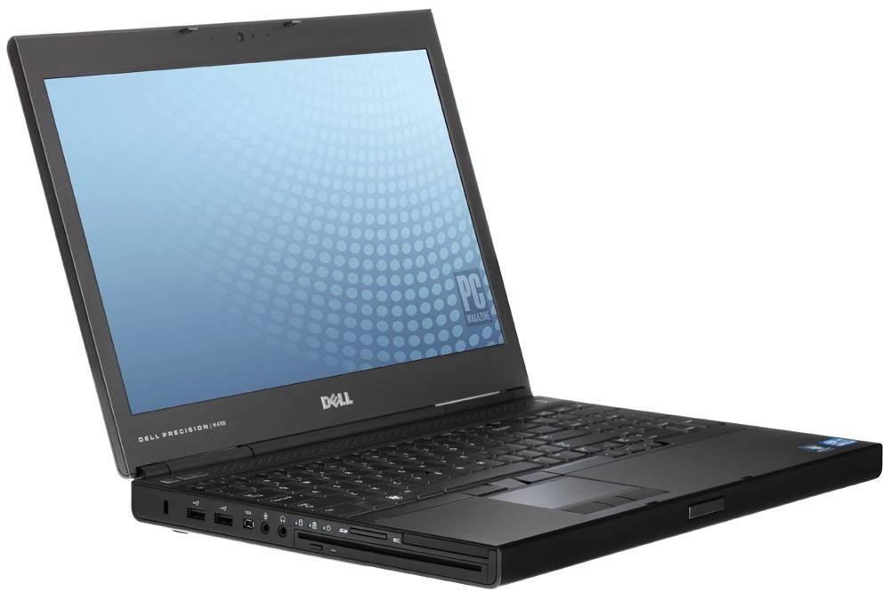 Dell Precision m4700 - Intel Core i7 3520M - 16GB - 256GB SSD + 320GB HDD - HDMI - Full HD 1920x1080