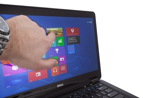 Dell Latitude E7440 - Touch/Tablet - Intel Core i5-4300U - 8GB - 500GB SSD - Full HD 1920x1080 - HDMI Tweedehands
