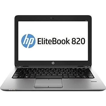 HP Elitebook 820 G1 - Intel Core i5 4300U - 8GB - 180GB SSD - HDMI