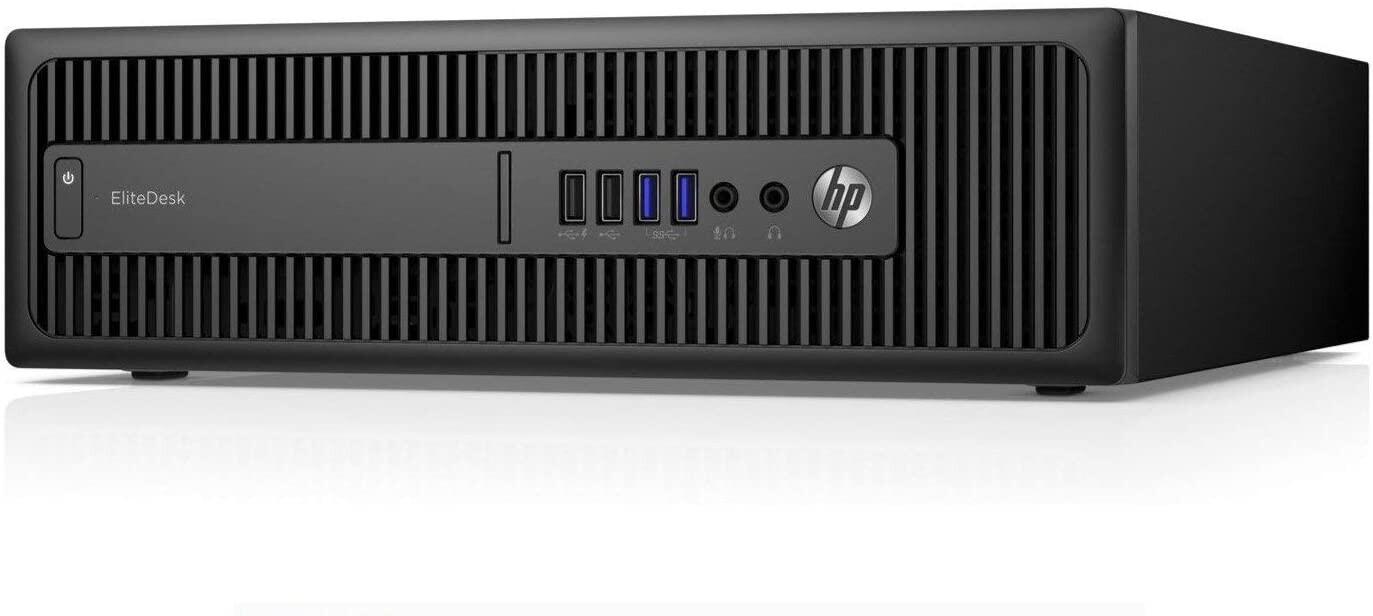 HP EliteDesk 800 G2 SFF - HDMI - USB 3.0 - Computer op Maat