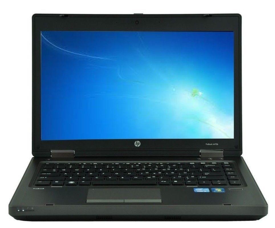 HP Probook 6470B - Intel Core i5 3210M - 16GB - 180GB SSD - HDMI