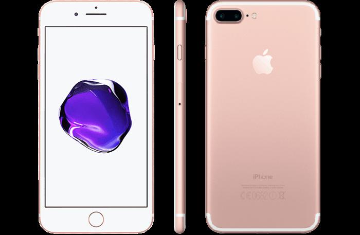 Apple iPhone 7 Plus - 32GB - Rose Gold - (Als Nieuw) A+ Grade