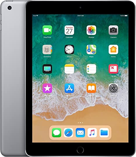 Apple iPad 6 (2018) - 128GB - Space Gray - A Grade Tweedehands