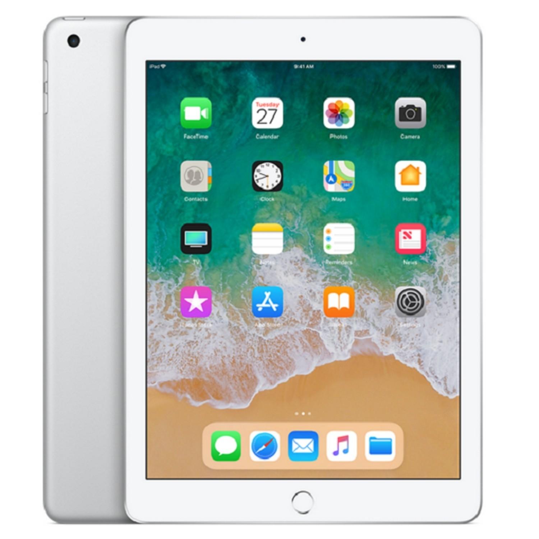 Apple iPad 5 (2017) - 32GB - 4G - White Silver - A Grade