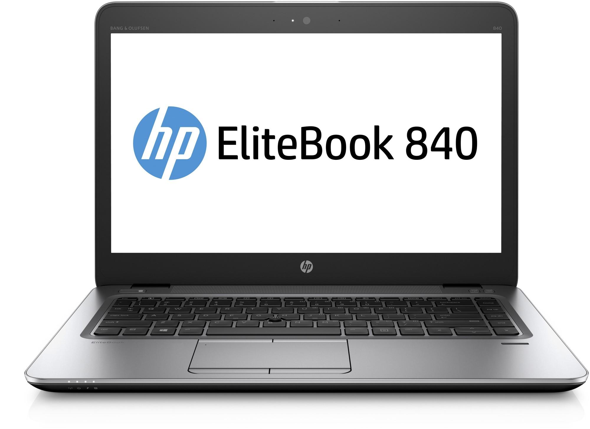 HP Elitebook 840 G4 - Intel Core i5-7300U - 16GB DDR4 - 500GB SSD - HDMI - C-Grade
