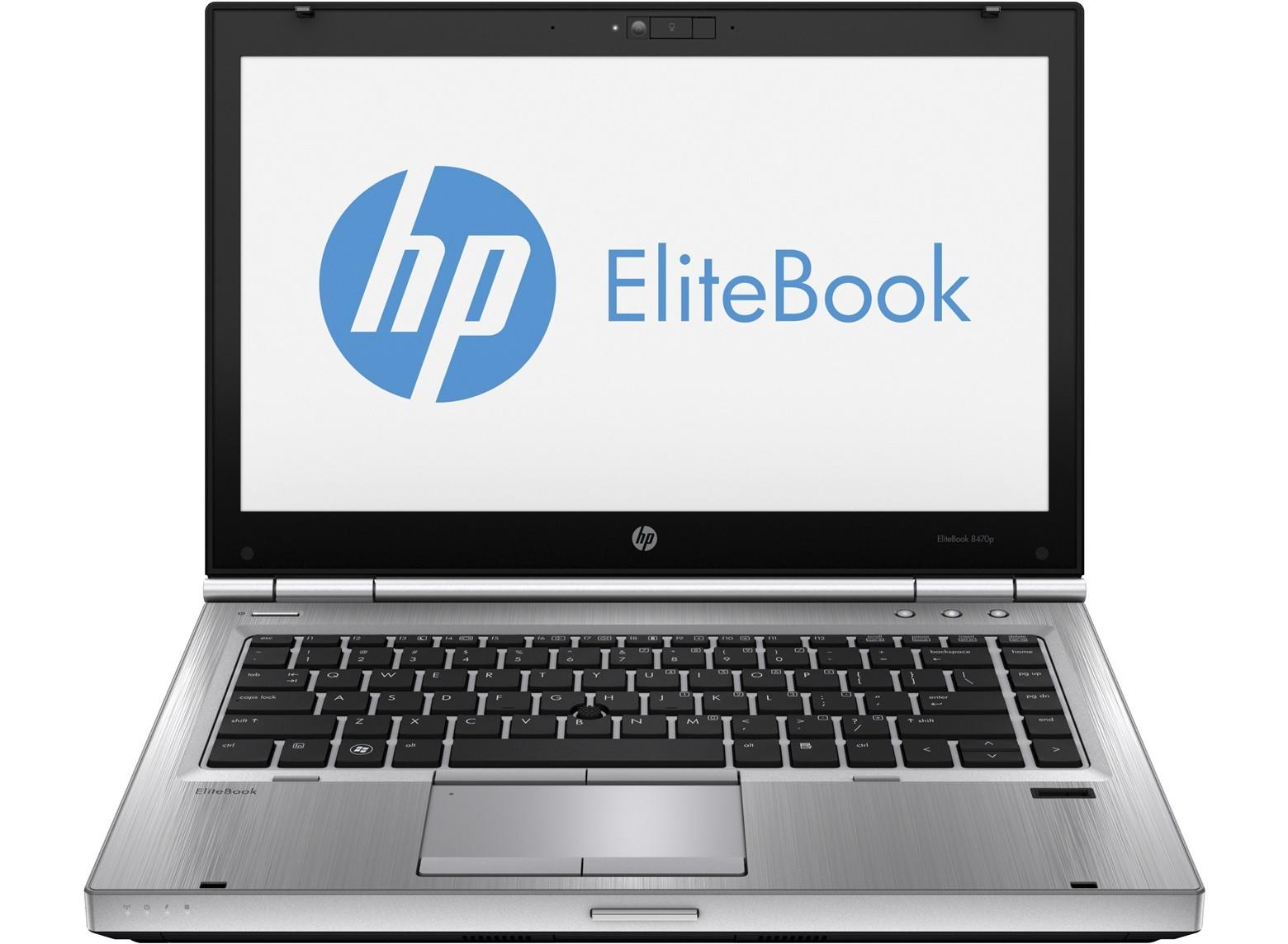 Hp elitebook 8470p intel i5-3320m 3th gen 8gb 180gb ssd hdmi