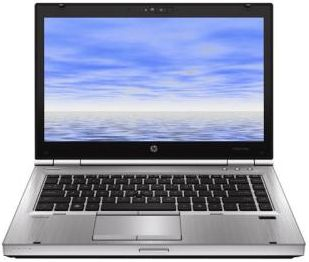 Hp elitebook 8460p intel i5-2540m 8gb 128gb ssd hdmi