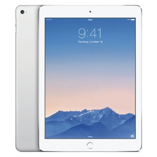 Apple iPad Air 2 - 128GB - 4G - White Silver - (Retina Display)