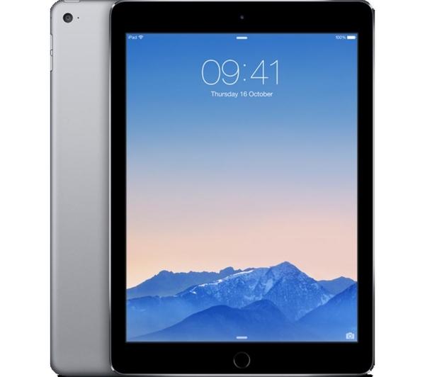 Apple iPad Air 2 - 16GB - Space Grey - (Retina Display) - B Grade