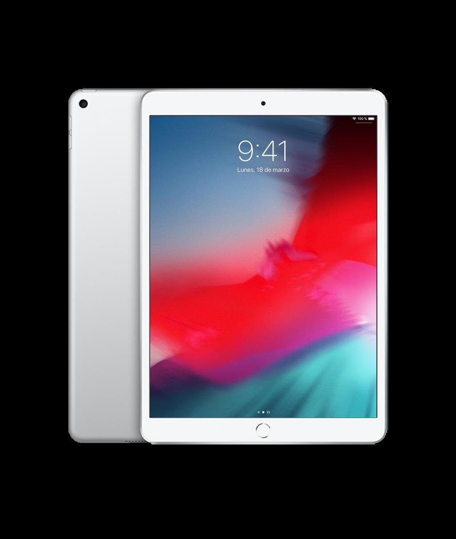 Apple iPad Air - 16GB - 4G - White Silver - (Retina Display)