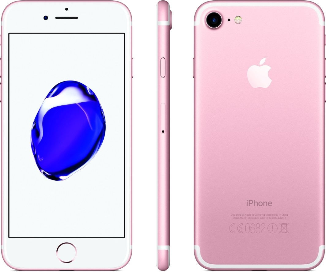 Apple iPhone 7 - 128GB - Rose Gold - A+ Grade