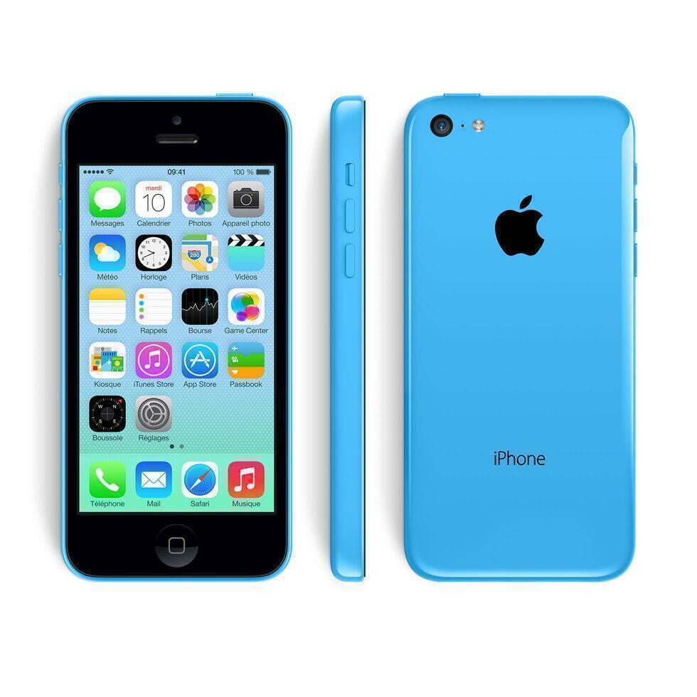 apple iPhone 5C - 8GB - Blue - A Grade