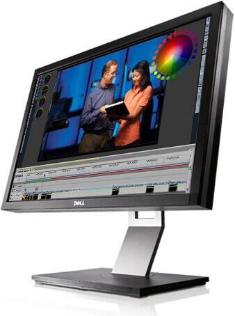Dell UltraSharp U2410 - 1920x1200 - HDMI - 24 inch - Zonder Voet