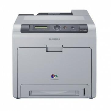 Samsung CLP-620DN - Printer