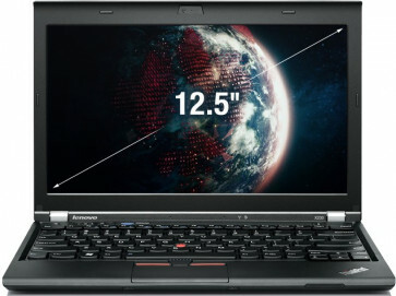 Lenovo Thinkpad X230 - Intel Core i5-3210M - 8GB - 500GB SSD - HDMI