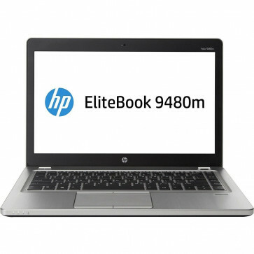 HP Elitebook Folio 9480M - Intel Core i5-4300U - 8GB - 500GB SSD - HDMI - B-Grade