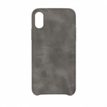 iPhone 7/8 Case - PU Leather - Grijs
