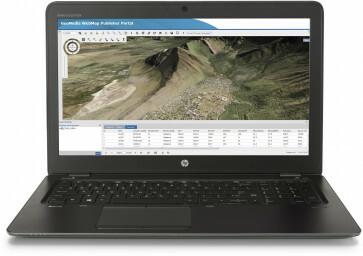 HP Zbook 15u G3 - Intel Core i5-6200U - 8GB DDR4 - 240GB SSD - HDMI - Full HD - C-grade