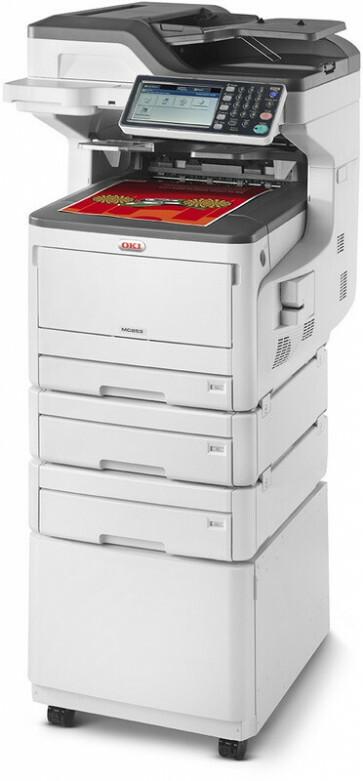 OKI MC853 - Printer