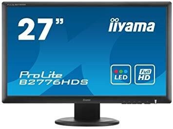iiyama B2776HDS - 1920x1080 (Full HD) - HDMI - 27 inch - Zonder Voet
