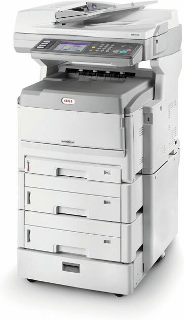 OKI MC861+ - Printer