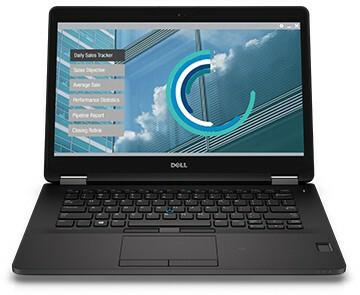 Dell Latitude E7270 - Core i5 6300U SkyLake - 8GB DDR4 - 512GB SSD - HDMI - Win10 PRO - Full HD - Touch