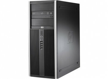HP Elite 8300 Tower - Core i7-3770 - 8GB - 500GB SSD - DVD-RW - HDMI