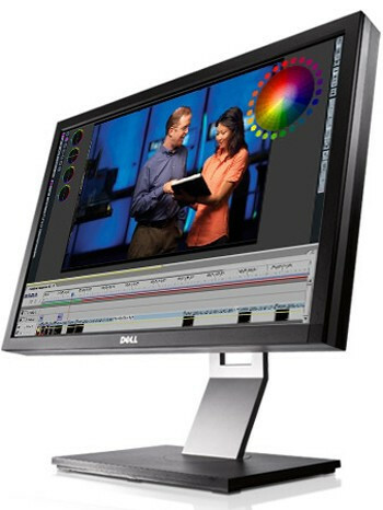 Dell Ultrasharp 2408WFP - 1920x1200 - 24 inch - HDMI - B-grade
