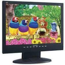 ViewSonic VA1912WB - 1440x900 - 19 inch - B-Grade