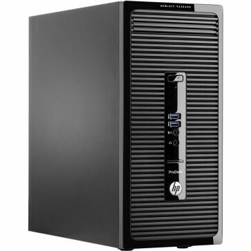 HP Prodesk 400 G2 Tower - Intel Core i3-4130 - 8GB - 500GB HDD - USB 3.0