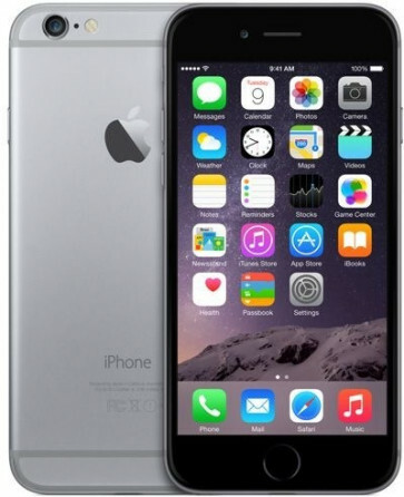 Apple iPhone 6 - 64GB - Space Grey - B+ Grade