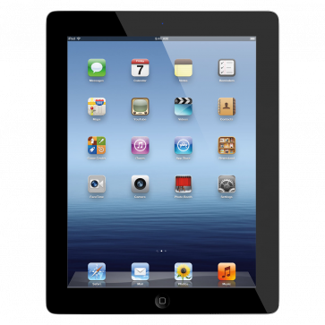 Apple iPad 3 - 16GB - Black - B+ Grade
