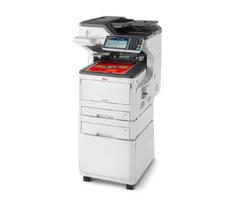 OKI MC873 - Printer