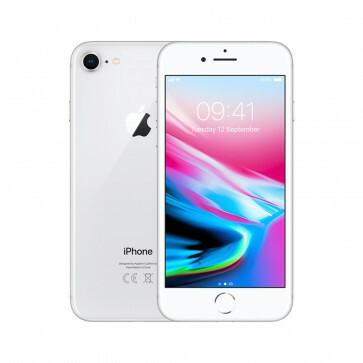Apple iPhone 8 - 64GB - Silver - A+ Grade - Zo goed als nieuw