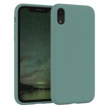 iPhone X/XS Zee Groen siliconenhoesje / Siliconen Gel TPU