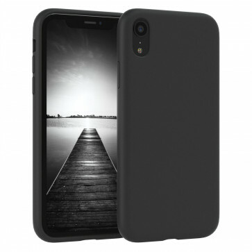 iPhone X/XS Zwart siliconenhoesje / Siliconen Gel TPU