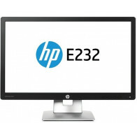 HP EliteDisplay E232 - 1920x1080 Full HD - 23 inch - HDMI