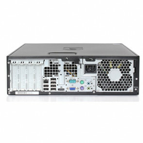 HP Pro 6300 SFF - Core i7-3770 - 16GB - 500GB SSD + 2000GB HDD - DVD-RW - HDMI