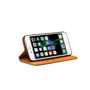 iPhone 7/ 8 Case - 100% Leather - Bruin
