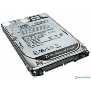 500GB HDD 2.5inch SATA