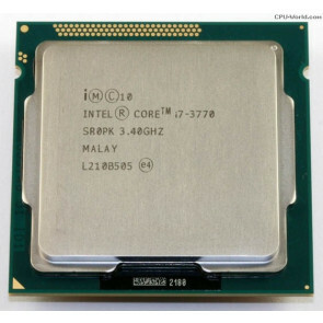 Intel Core i7-3770 socket FCLGA1155