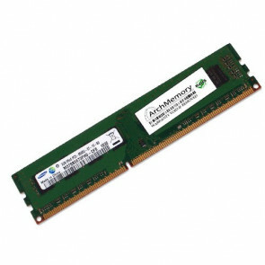 4GB DDR3 - PC3-12800 - 1600MHz - Long DIMM