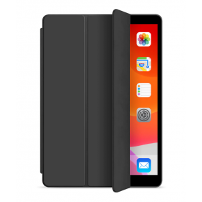 "Tri-Fold Book Leder Case iPad Pro (9.7"") - Zwart"