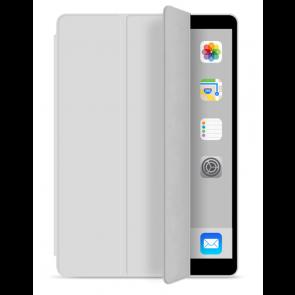 Tri-Fold Book Leder Case iPad Air 2 - Wit / Crème