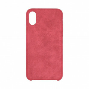 iPhone 7/8 Case - PU Leather - Rood