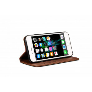 iPhone 7/ 8 Case - 100% Leather - Donker Bruin